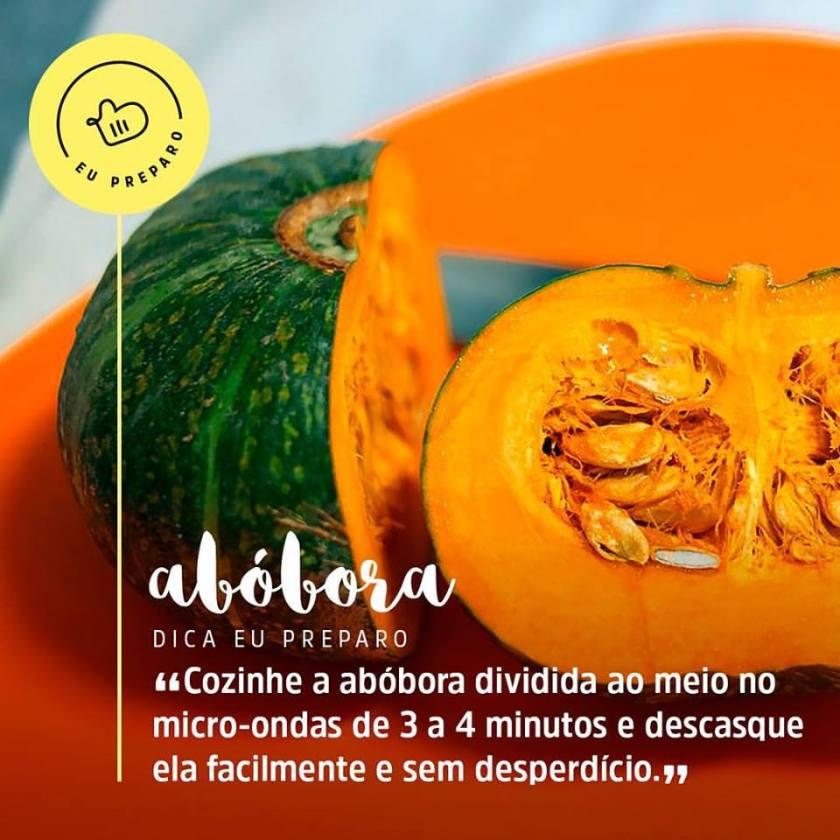 Dica Abóbora
