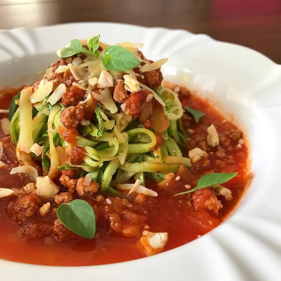 Spaguetti de abobrinha